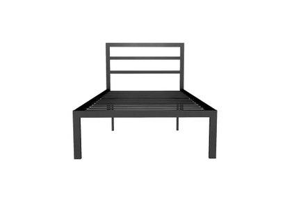 Steph Platform Full Bed Black