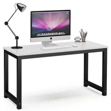 Cyrus Writing Desk Black & White