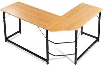 Isaac L-Shaped Computer Desk
