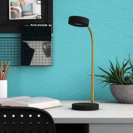 "Unarg Energy Star 16"" Desk Lamp Black"