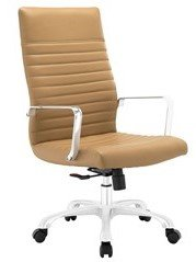 Finesse Highback Office Chair Tan
