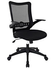 Explorer Mid Back Mesh Office Chair Black