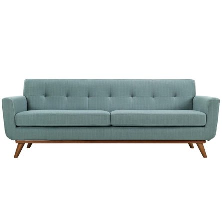 Engage Upholstered Fabric Sofa Laguna