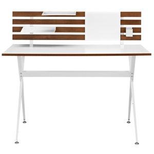 Knack Wood Office Desk Cherry