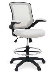 Veer Drafting Chair Gray