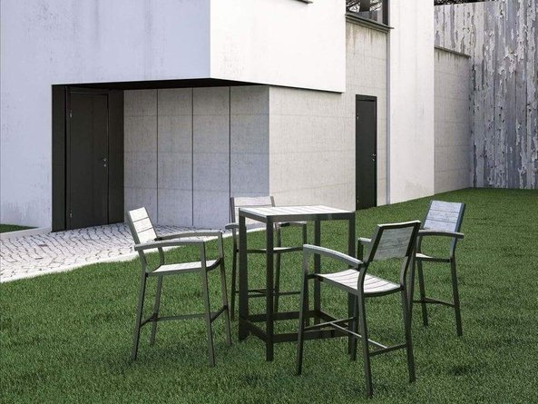 Anne Padilla Outdoor Bar - 4 Seater