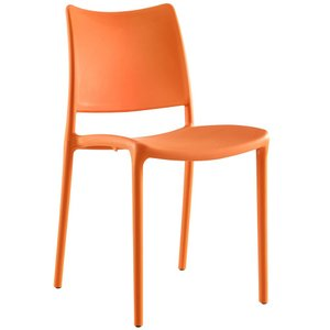 Hipster Dining Chair Orange