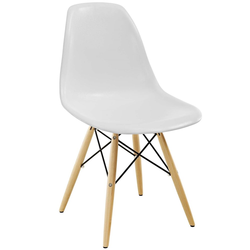Rent In San Francisco Bay Area: Rent Pyramid Dining Chair White