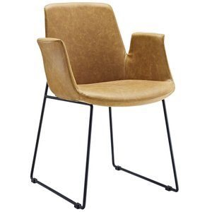 Aloft Dining Armchair Tan
