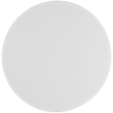 "Lippa 28"" Round Bar Table White"