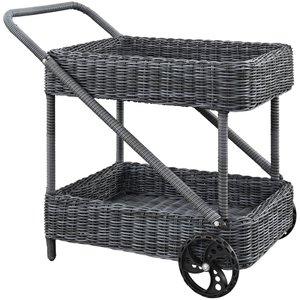 Summon Outdoor Beverage Cart Gray