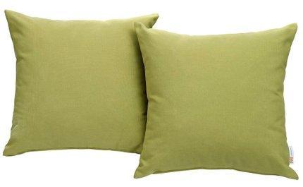 Convene Outdoor Pillow Peridot (Set of 2)