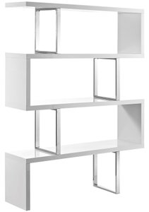 Meander Stand White