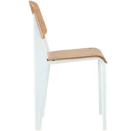 Cabin Dining Chair Natural White