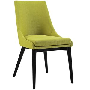 Viscount Fabric Dining Chair Wheatgrass