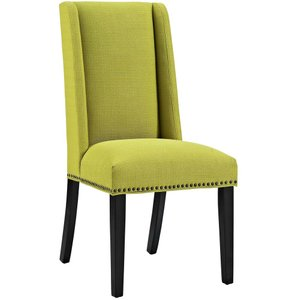 Baron Fabric Dining Chair Wheatgrass