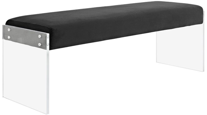 Roam Bench Black