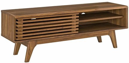 "Render 48"" TV Stand Walnut"