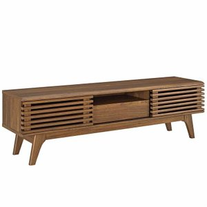 "Render 59"" TV Stand Walnut"