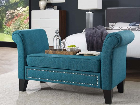 Rendezvous Bench Teal