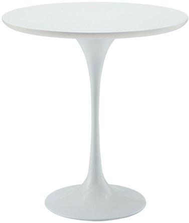 "Lippa 20"" Side Table White"