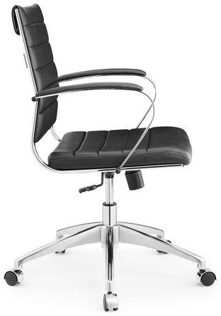 Jive Mid Back Office Chair Black