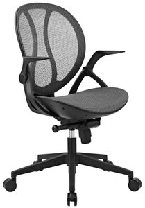 Conduct Office Chair Gray