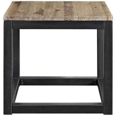 Attune Side Table Brown