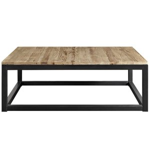 Attune Large Coffee Table Brown
