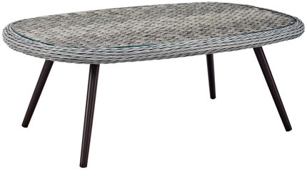 Endeavor Outdoor Coffee Table Gray