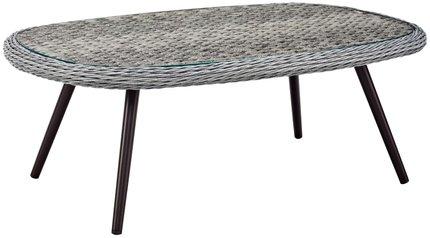 Endeavor Outdoor Coffee Table Gray