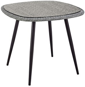 "Endeavor 36"" Outdoor Dining Table Gray"