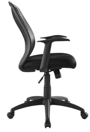 Intrepid Mesh Office Chair Black
