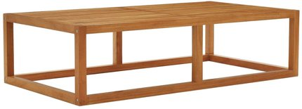 Newbury Outdoor Coffee Table Natural