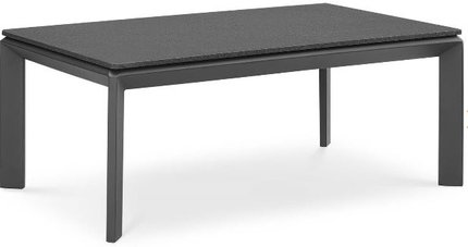 Riverside Rectangular Coffee Table Gray