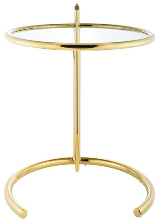 Eileen End Table Gold