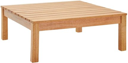 Freeport Outdoor Coffee Table Natural