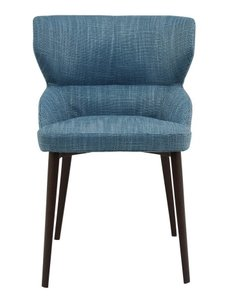 Skylar Dining Chair Blue