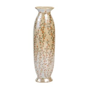 Hecker Reactive Willow Floor Vase Multicolor