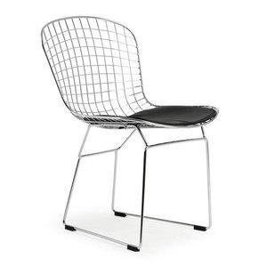 Morph Side Chair Black