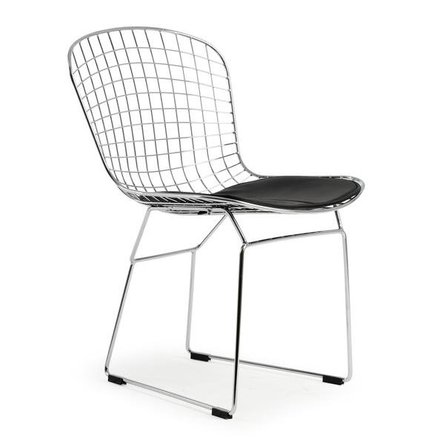 Morph Side Chair Black