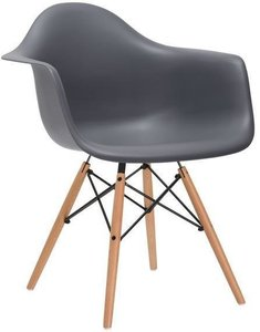 Buran Arm Chair Gray