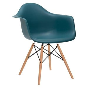 Buran Arm Chair Teal