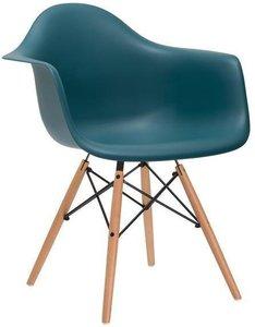 Buran Arm Chair Teal