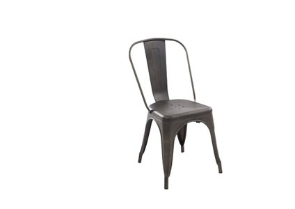 Holsak Dining Chair Bronze (Set Of 2)