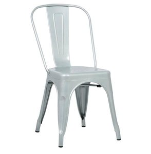 Holsak Dining Side Chair Dark Gray (Set Of 2)