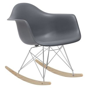 Motnah Lounge Chair Gray