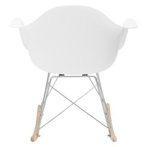 Motnah Lounge Chair White