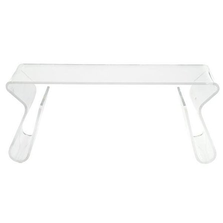 Casteel Coffee Table Clear