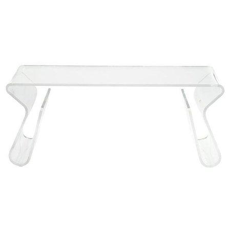 Casteel Coffee Table Clear
